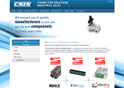 Connector Solutions Industrial Sales