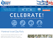 Montreal Israel Day