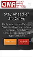 CIMA Canaian Internet Marketing Association