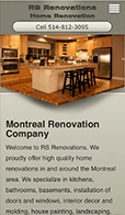 Montreal Home Renovations