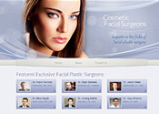 Facial Cosmetic Plastic Surgeons